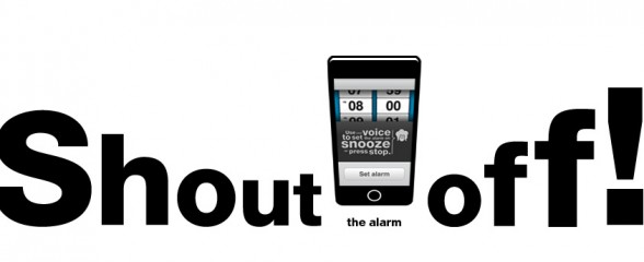 Use your voice to stop the alarm or to set it on snooze.